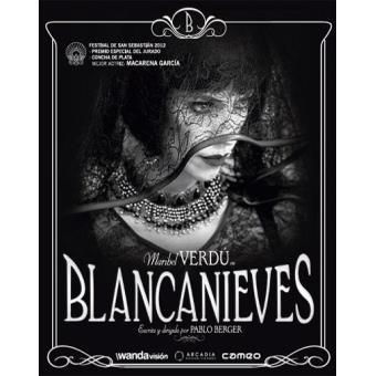 Blancanieves DVD + Blu-ray (Edición limitada)