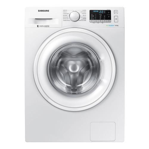 Lavadora Samsung WW90J5355DW/EC, 9KG, Ecobubble, Clase A+++, Blanco (343 € todo incluido)