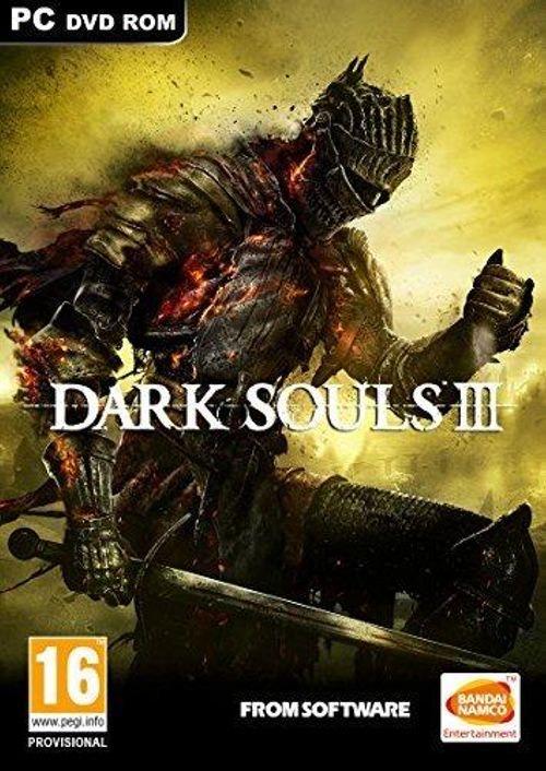 Dark Souls III (Steam) por solo 6,7€