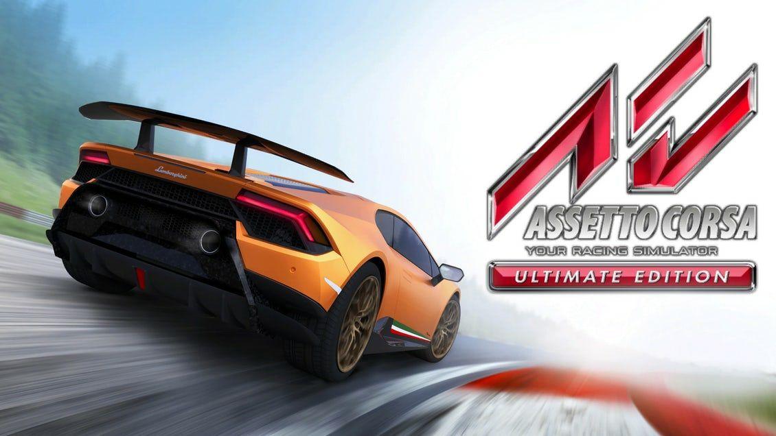 Assetto Corsa Ultimate Edition PC