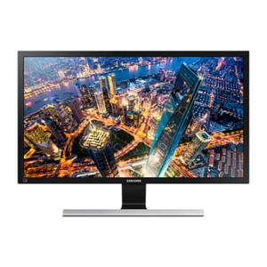 "Samsung 28"" LED UHD 4K 60Hz FreeSync - G-SYNC Comp"