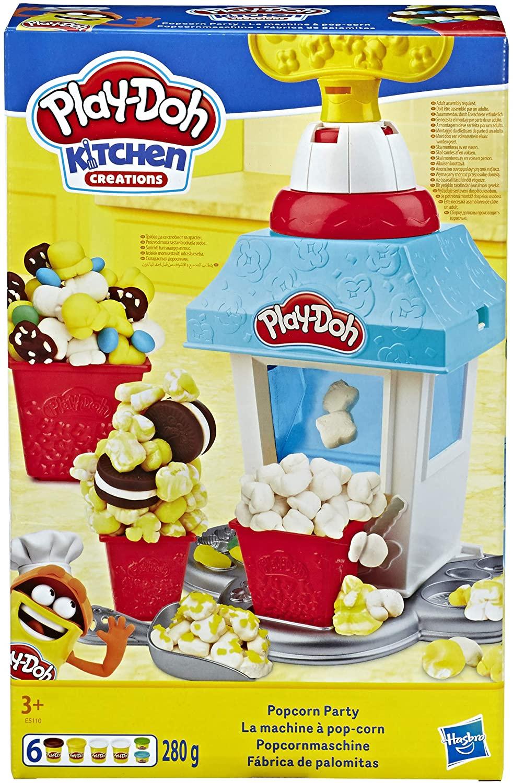 Fábrica De Palomitas Play-Doh (descuento al tramitar el pedido)