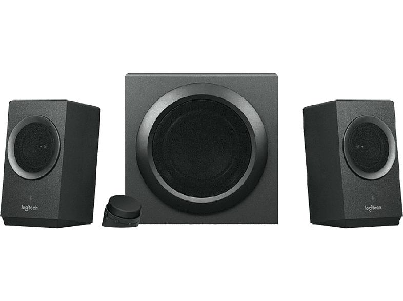 Altavoces Bluetooth Logitech Z337, 2.1, 80 W