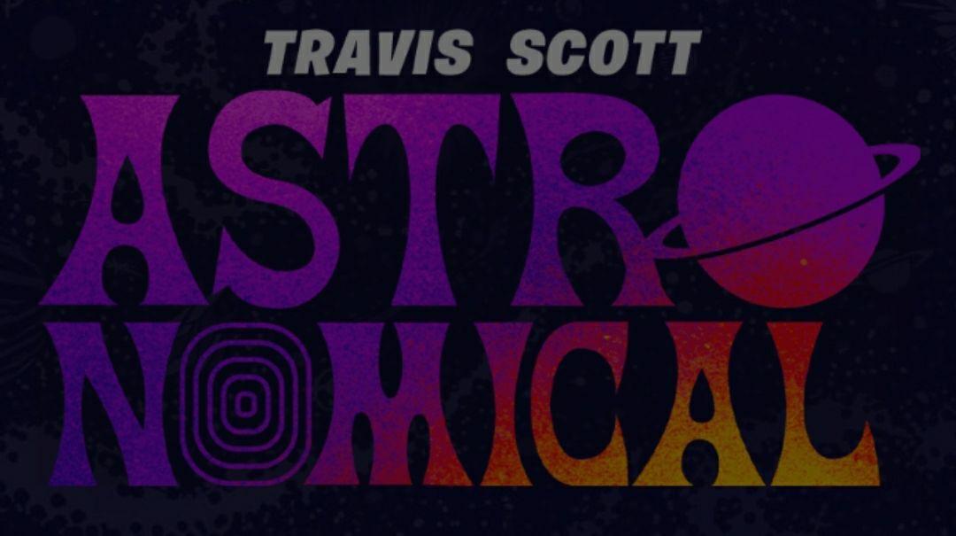 Fortnite: conciertos de Travis Scott