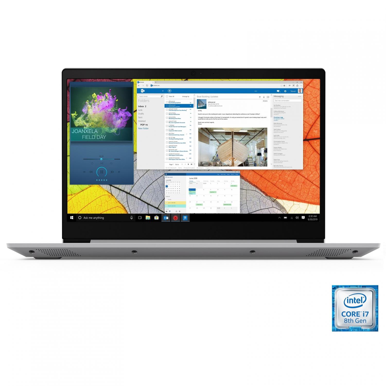 "Portátil Lenovo S145-15IWL con i7-8565U, 8GB de RAM, 512GB SSD, 39,62 cm - 15,6"""