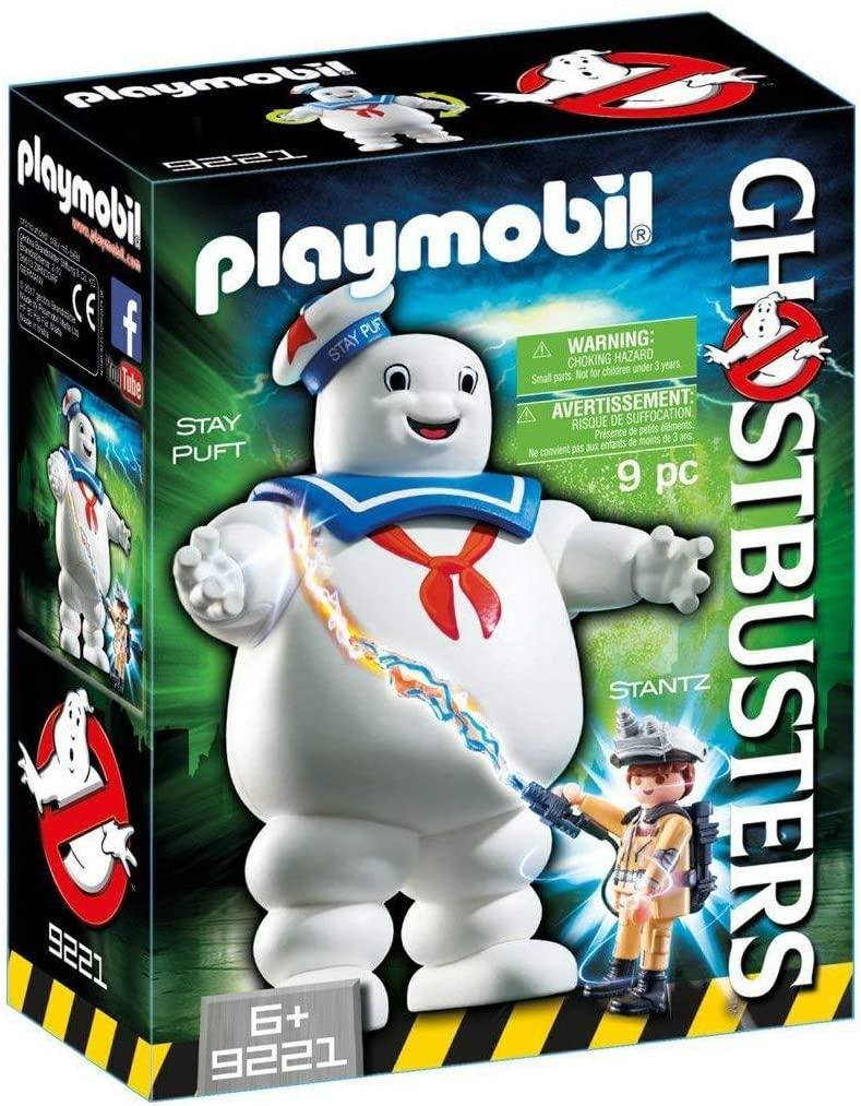 Mínimo Histórico - PLAYMOBIL Ghostbusters Muñeco Marshmallow