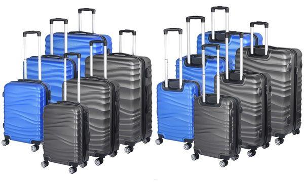 Oferta flash. Set de 3 maletas Chicago 600w