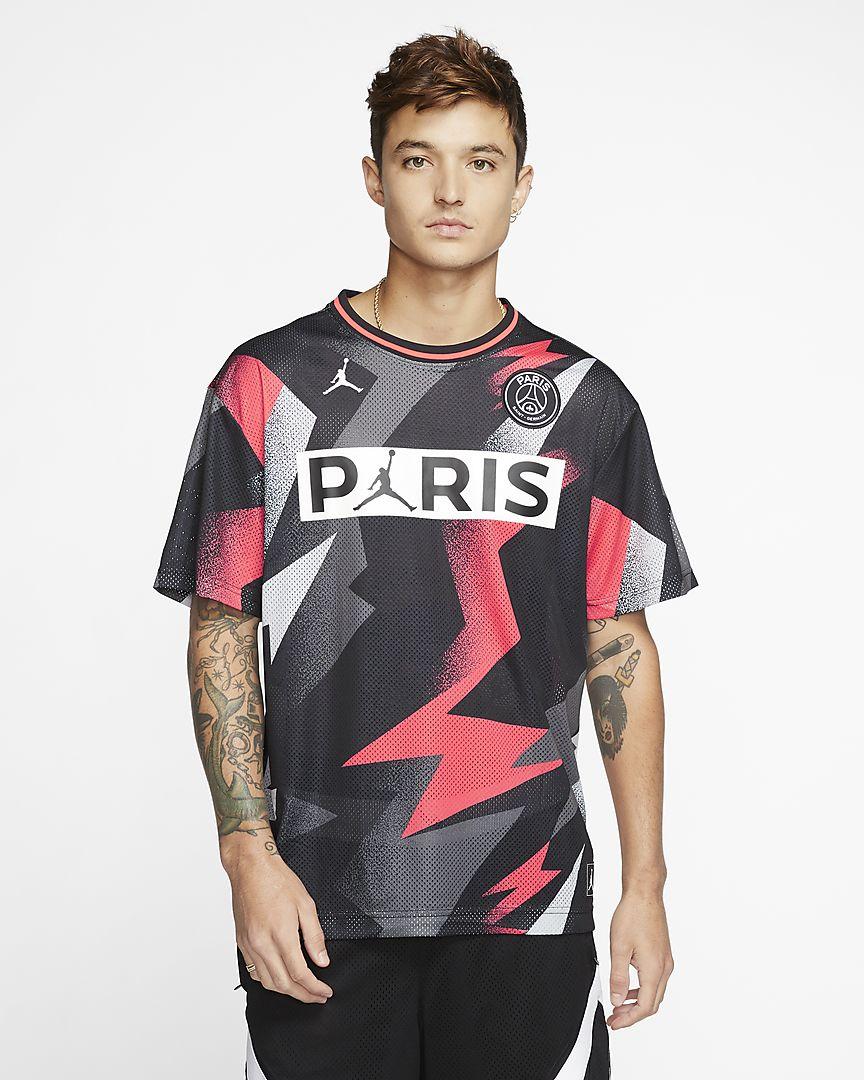 Camiseta jordan paris psg