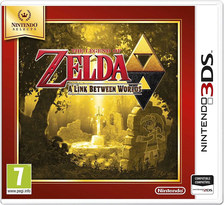 Zelda A Link Between Worlds (MÍNIMO HISTÓRICO)