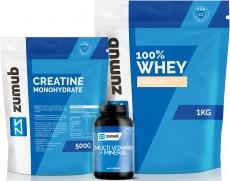Proteína whey(82%) a 12€ el kilo