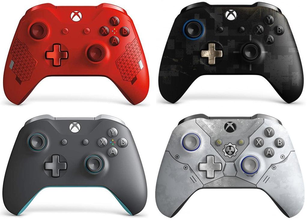 Mando Microsoft Xbox One Gamepad Inalámbrico (Surtido colores) - Embalaje B