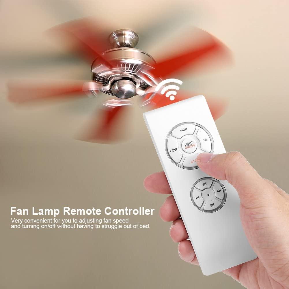 Mando a distancia para ventilador de techo