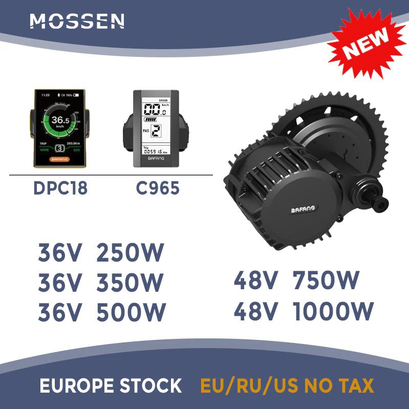Bafang Motor para bicicleta BBSHD 1000w BBS02B 750w 500W BBS01B 250w 350W