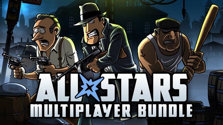 All Stars Multiplayer Bundle - 7 juegos multi para PC (Steam) por 4€
