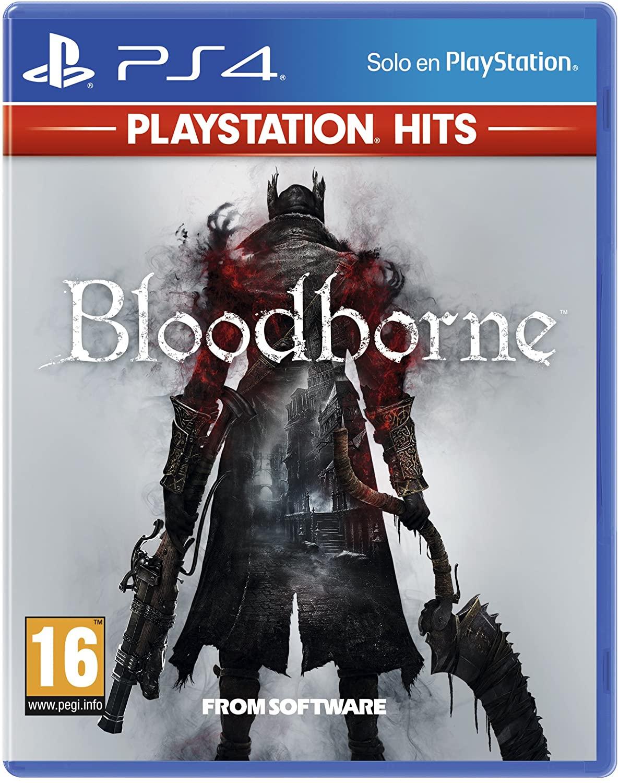 Juego PS4 Bloodborne Hits Desde Amazon (Formato Físico)