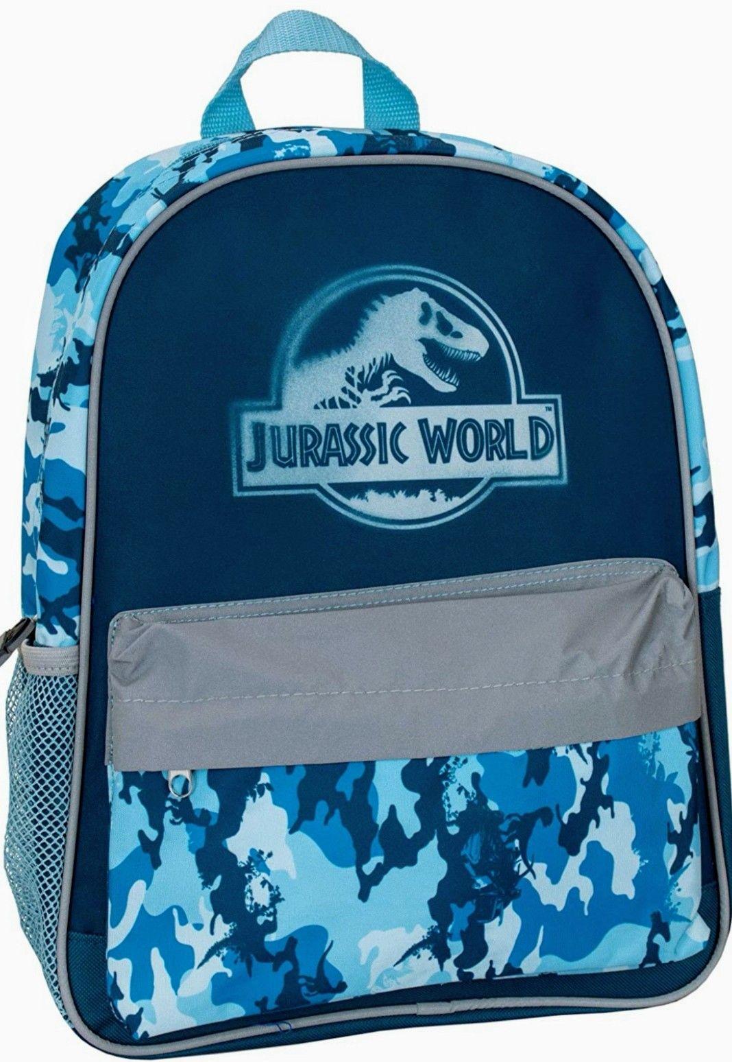 (Precio Mínimo histórico) Jurassic World Mochila Dinosaurios