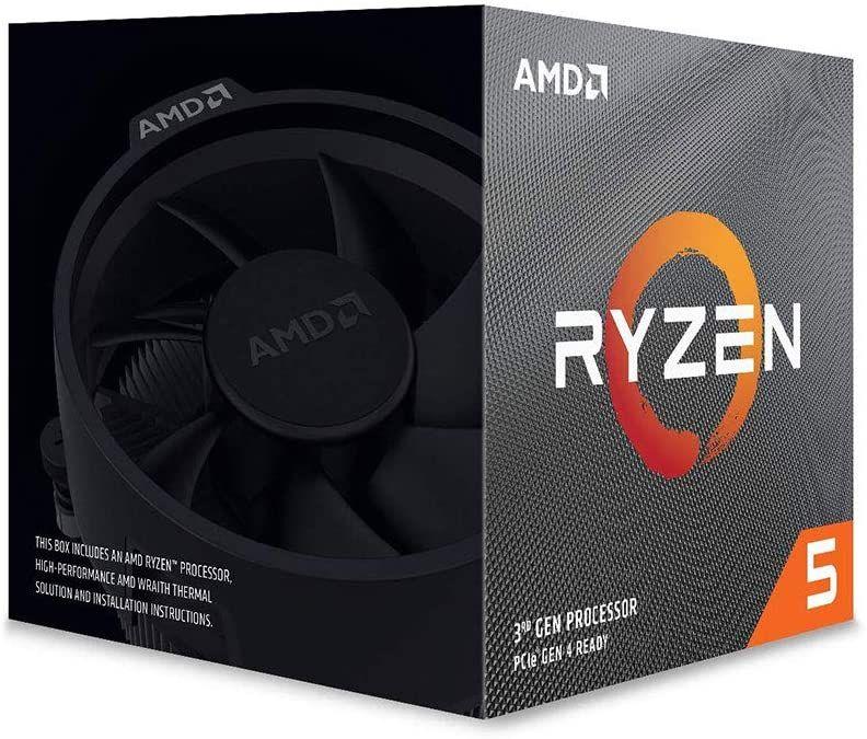 Ryzen 3600X rebajado en Amazon