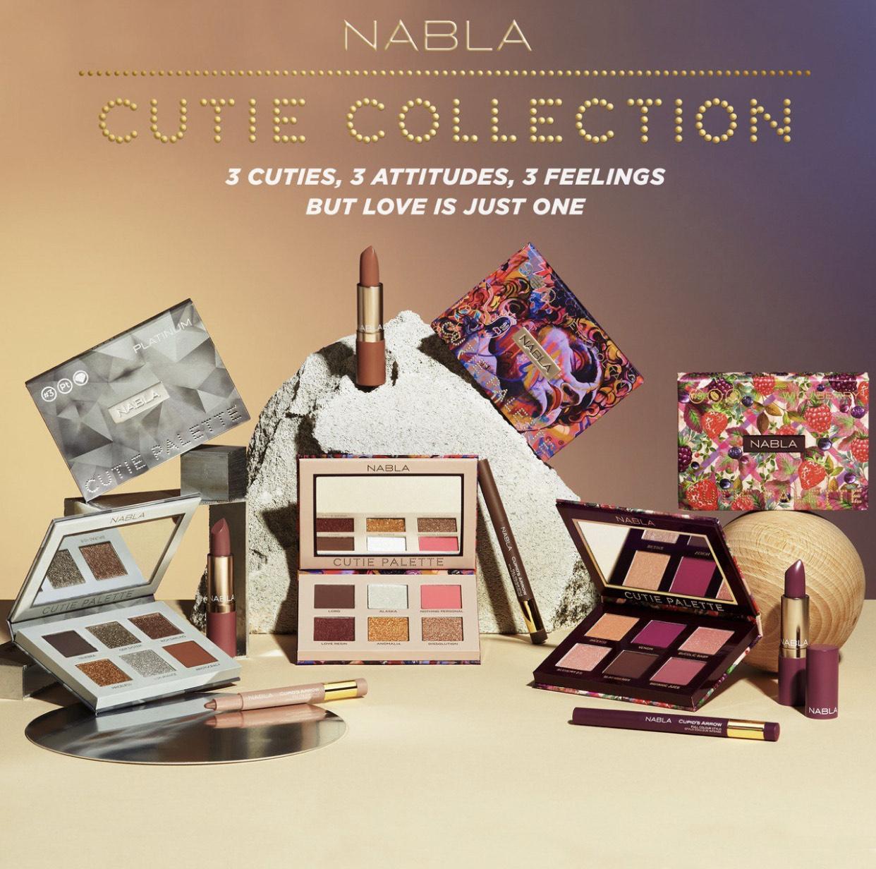 Nueva colección Nabla con descuento