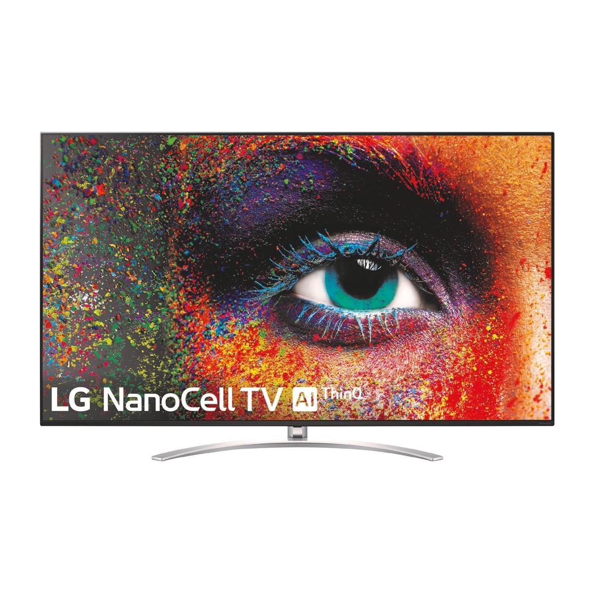 """TV LED 189 cm (75"""") LG 75SM9900PLA 8K, NanoCell Full Array"""