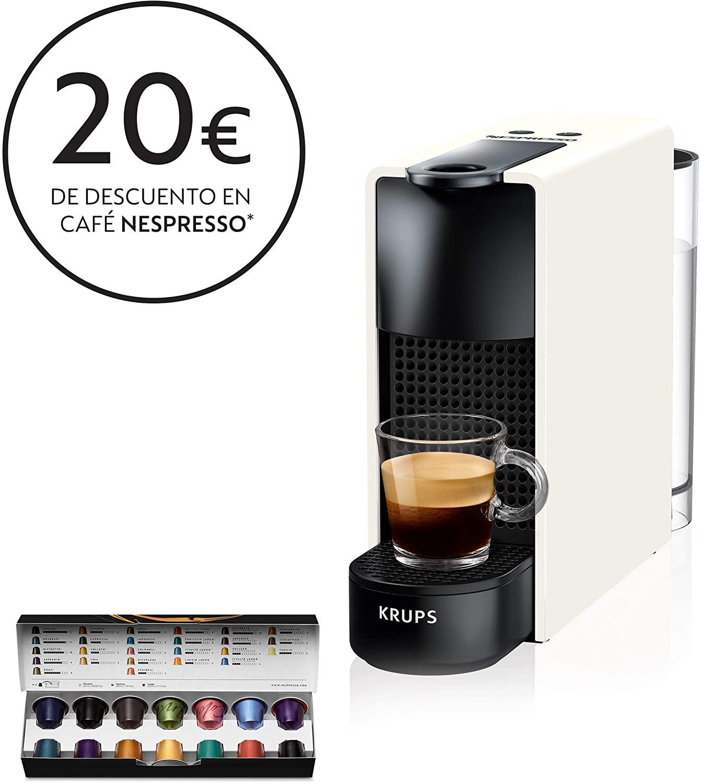 Nespresso Krups Essenza Mini XN1101 + 20€ en Nespresso