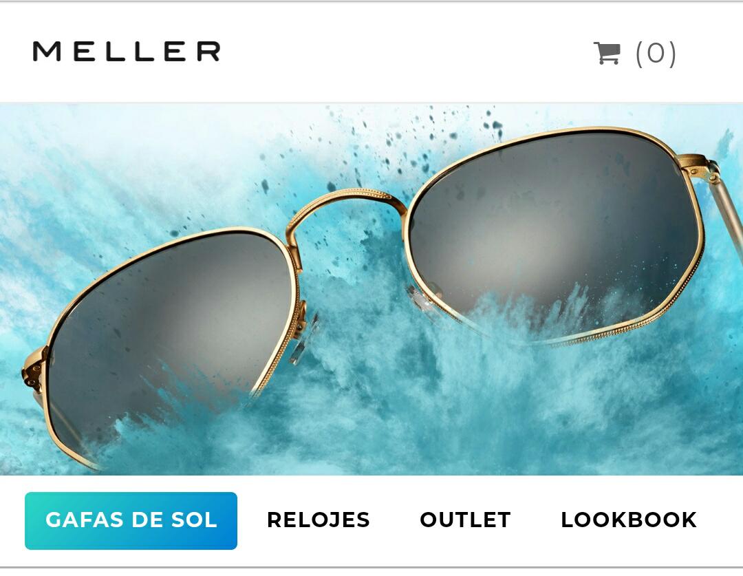 2x1 en gafas Meller