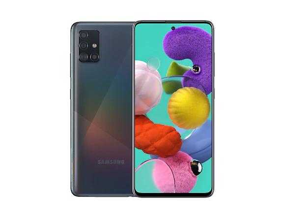 Samsung A51 rebajado en tienda oficial