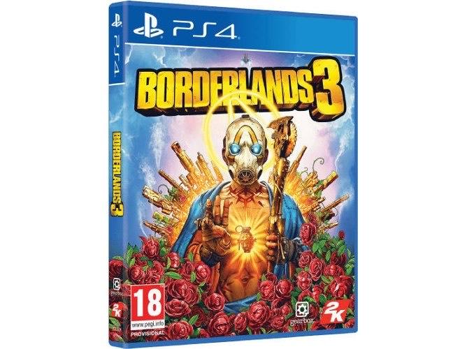 Juego PS4 Borderlands 3 CHOLLETE