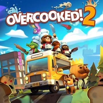 Overcooked! 2 - Nintendo Switch (eShop Sudáfrica)