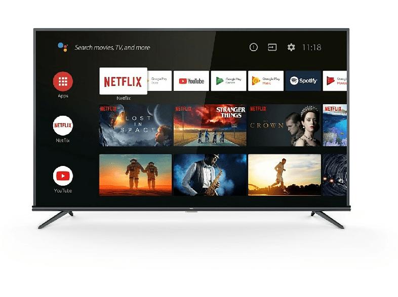 """TV LED 50"""" - TCL 50EP660 Titanium, UHD 4K"""