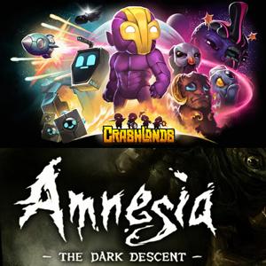 Epic Games :: Quédate gratis Crashlands y Amnesia - The Dark Descent