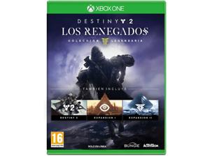 DESTINY 2 LOS RENEGADOS. Xbox one.Colección Legendaria