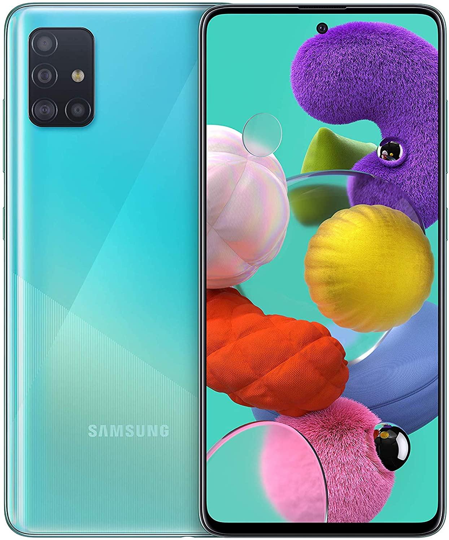 Samsung A51 Azul - 4GB/128GB (Precio al tramitar el pedido)