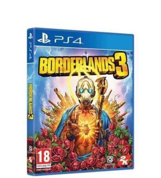 Borderlands 3 PS4 *Mínimo histórico*