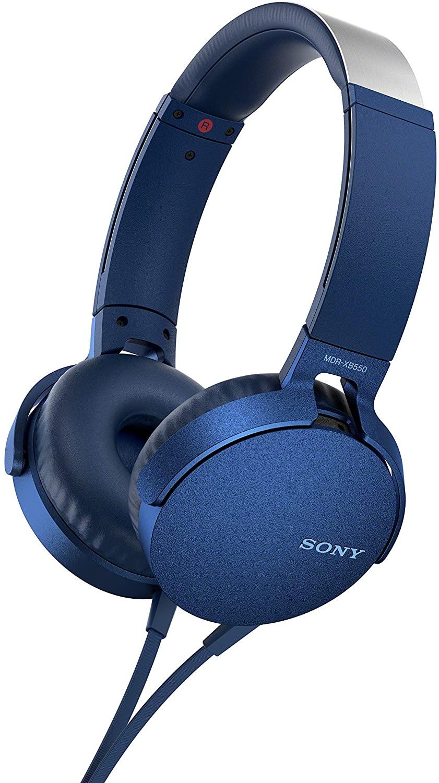 Sony MDR-XB550APL - Auriculares de Diadema Extra Bass