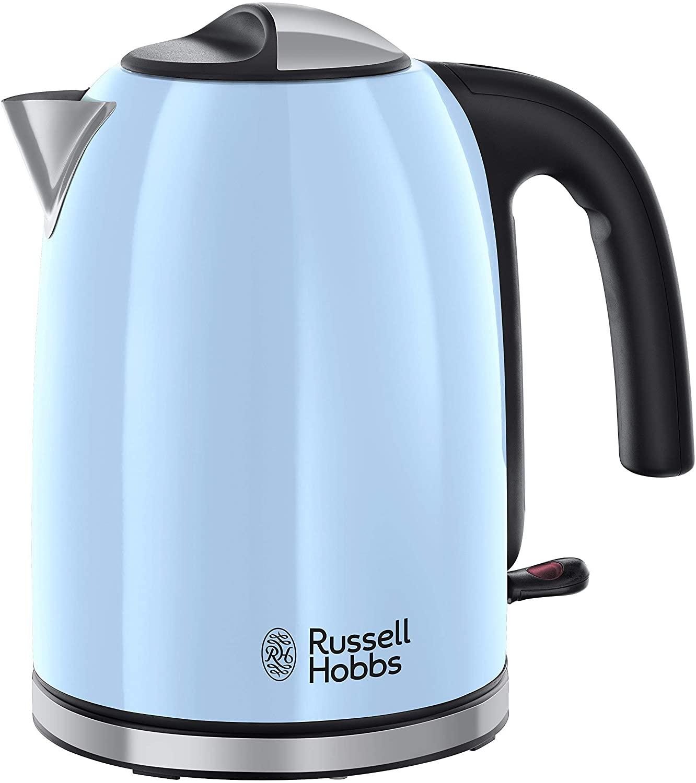 Russell Hobbs Colours Plus - Hervidor de Agua Eléctrico 1.7L