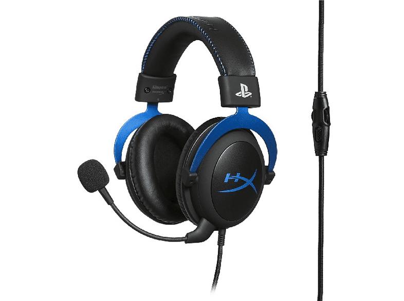 Auriculares gaming - HYPERX CLOUD BLUE PS4