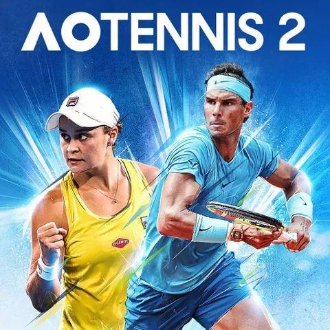 Ao Tennis 2 Nintendo Switch (eshop Sudafrica)