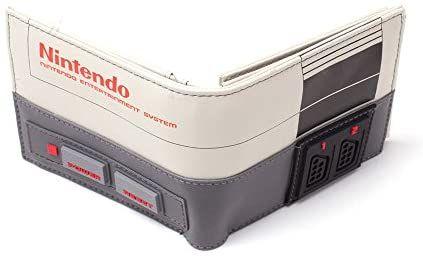 Cartera Nintendo Nes muy lograda