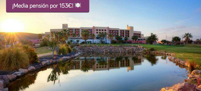 Vacaciones en Almería: 4 a 7 noches en hotel 4* en Vera incluyendo desayunos desde 105€/pers