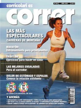 GRATIS REVISTA CORRICOLARI ES CORRER abril 2020 + ediciones anteriores