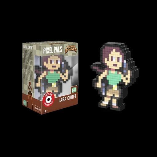 Pixel Pals Lara Croft, Tomb Raider