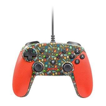 Mando con cable Pixels Pro para Nintendo Switch