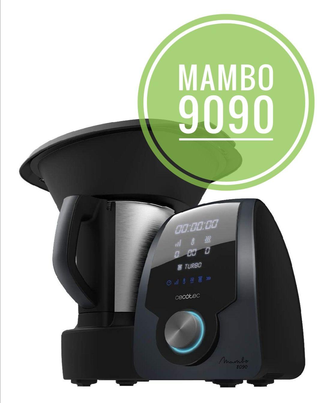 Cecotec Mambo 9090 (último modelo) - Amazon Italia [Vendedor externo]