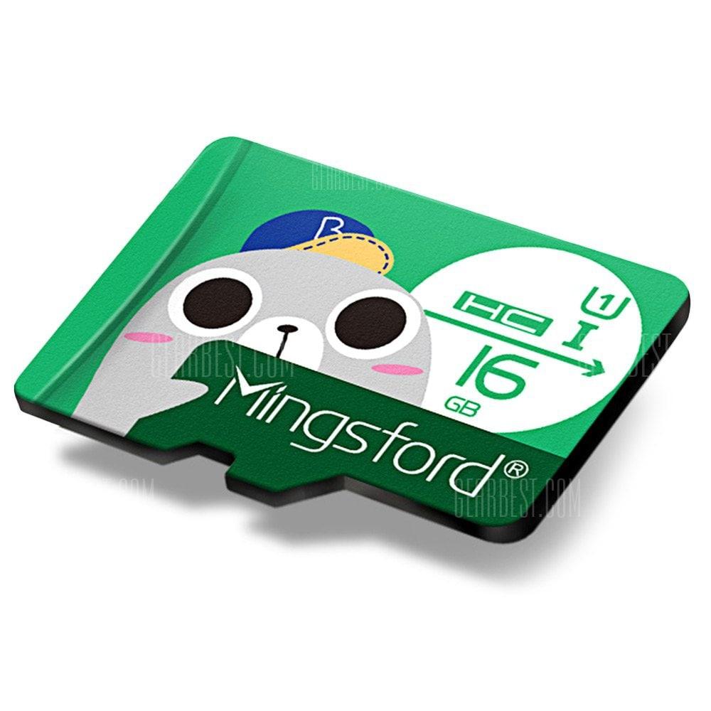 Micro SD Mingsford  16 GB