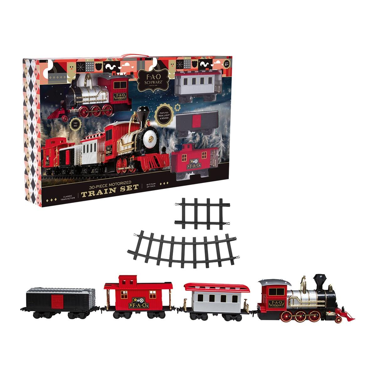 Tren Motorizado con sonido