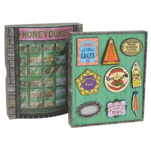Set de pines HARRY POTTER: Honeydukes