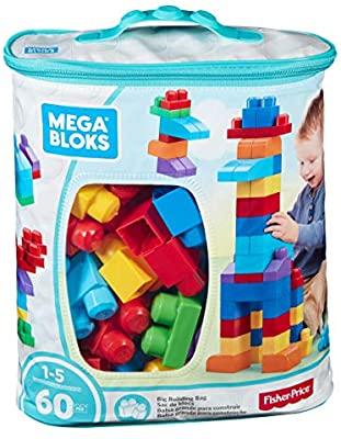 Megablocks 60 bloques construcción