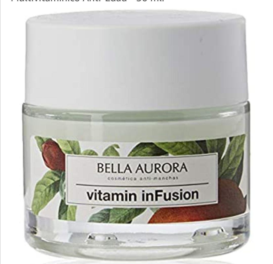 Bella Aurora Vitamin inFusion Concentrado Hidratante Multivitamínico Anti-Edad - 50 ml