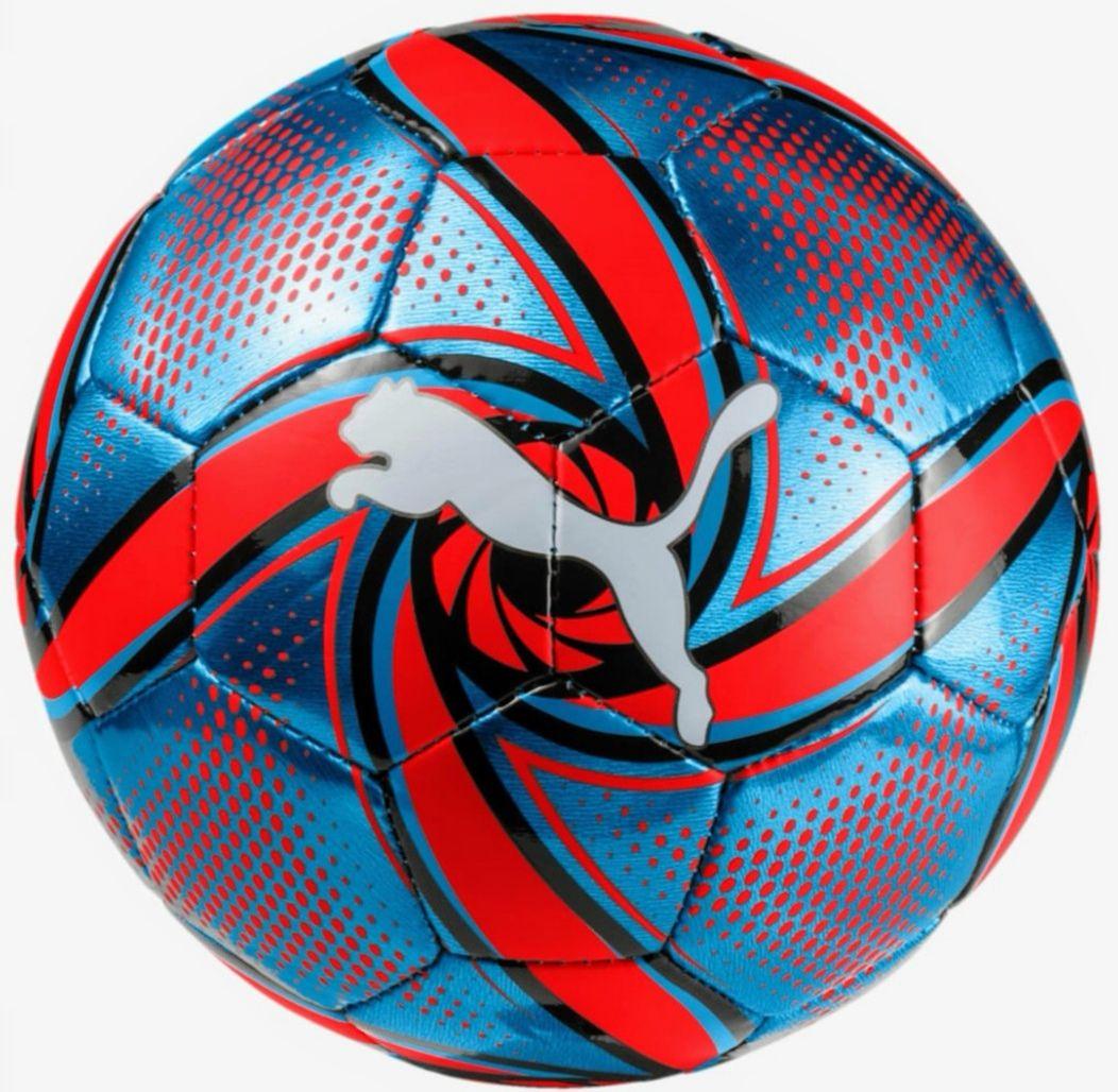 PUMA Balón de fútbol de training Future Flare MINI, con espuma de TPE y refuerzo de poliéster.