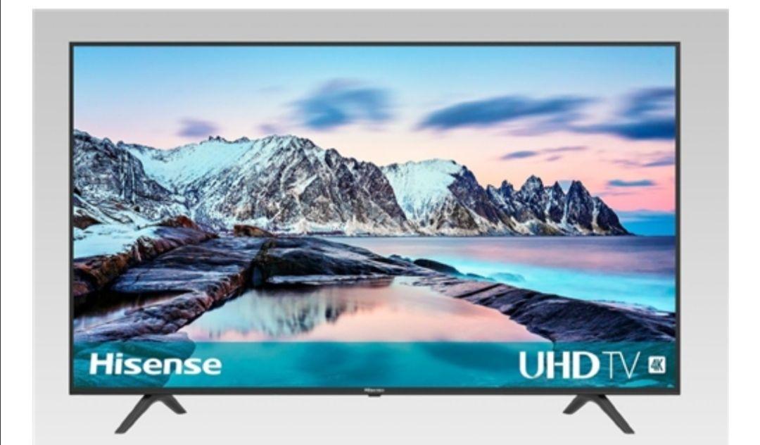 Televisor Hisense H50B7100 Smart TV 4K de 50 pulgadas